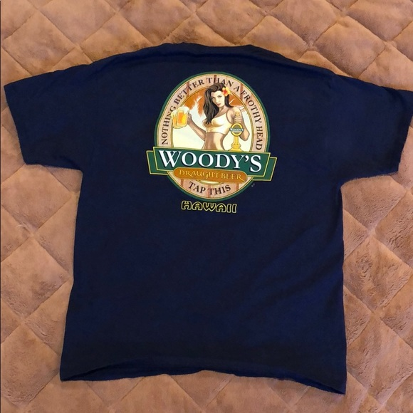 Woodys Draught Beer T-shirt